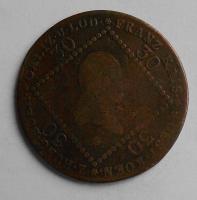 Uhry 30 Krejcar 1807 S František II.