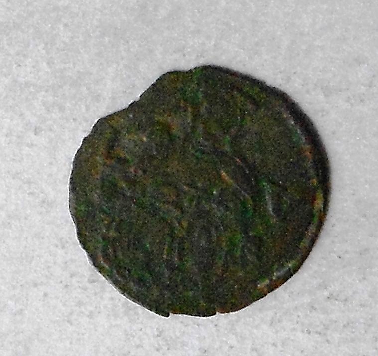 Uhry Denár 1523 KB Ludvík I. Jagellonský