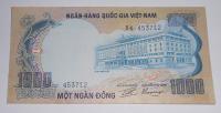 Vietnam 1000 Dong, presidentský palác