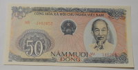 Vietnam 50 Dong, most