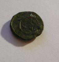 AE-15, hlava Herakla, S:6822, Řecko