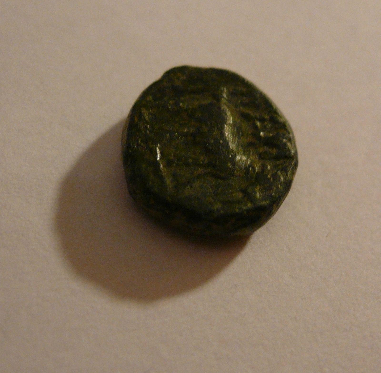 AE-15, Pergamon, Athena, Řecko-Mysia, 350-300 př.n.l.