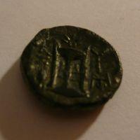 AE-18, Kyzikos, hlava Persephony, Řecko-Mysia, 4-3.stol.př.n.l.