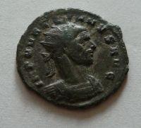 AE Antoninian, Aurelianus, Řím-císařství, 270-75