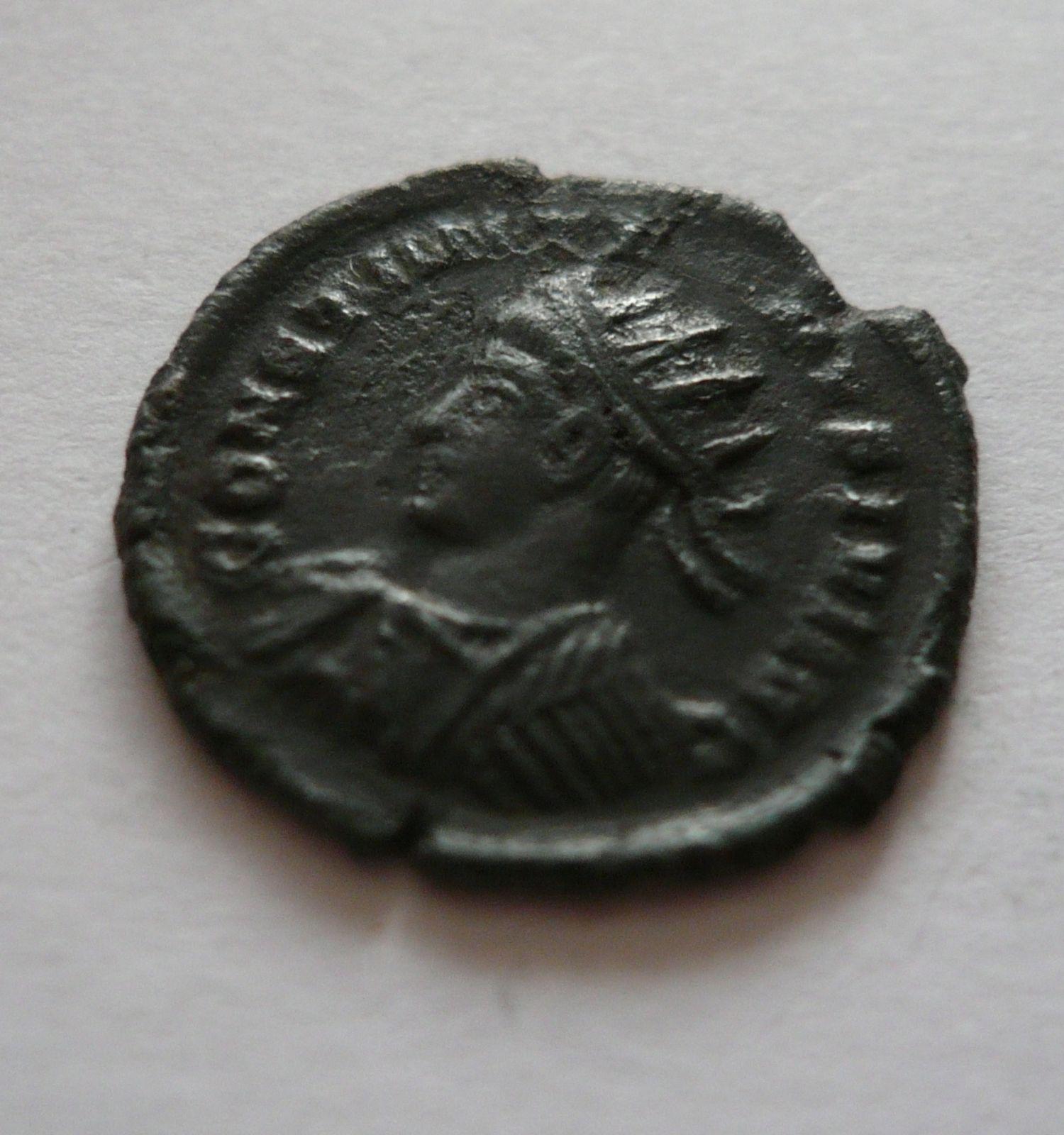 AE-Centenionalis, Constantinus II., jako Caesar, S:17.148, Řím-císařství, 317-37