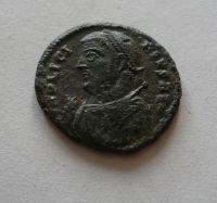 AE Follis, Licinius, S:15.237, Řím-císařství, 308-24