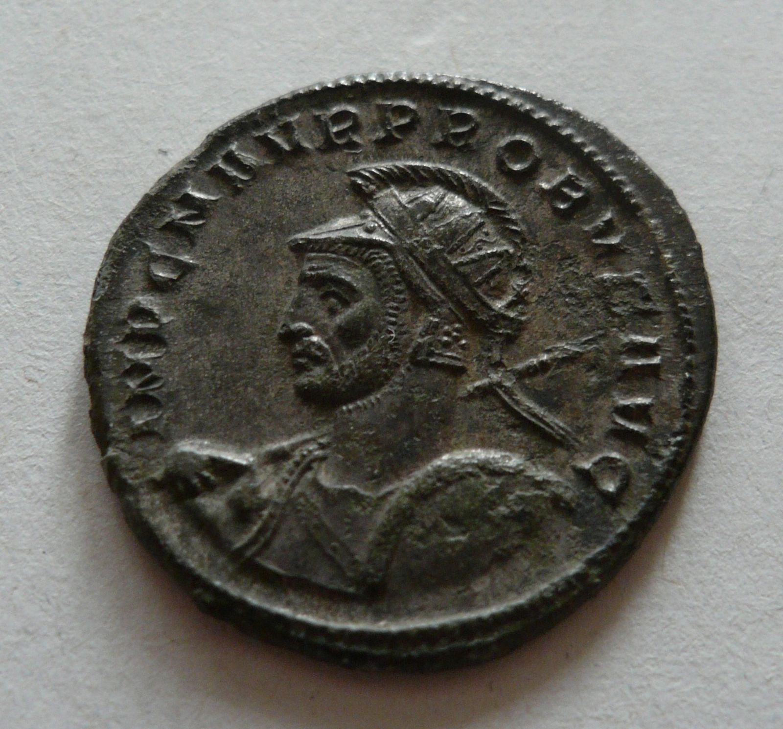 Antoninián, Probus, Řím-císařství, Soli Invicto, 276-80