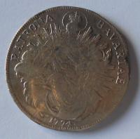 Bavorsko Tolar 1774 Max. Josef