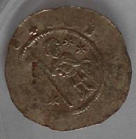Čechy Denár 1109 – 1125 Vladislav I. Cach-532
