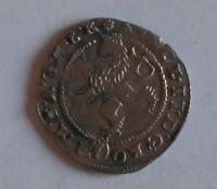 Čechy – Kutná Hora Bílý Groš 1593 Rudolf II.