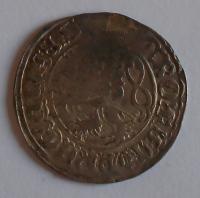 Čechy Pražský Groš 1471-1516 Vladislav II. Jagelonský