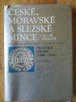České, moravské a slezské mince 10. - 20. století, III. svazek Pražské groše (1300-1526), J. Hásková