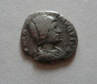 Denár, Faustina, Řím-císařství, +175