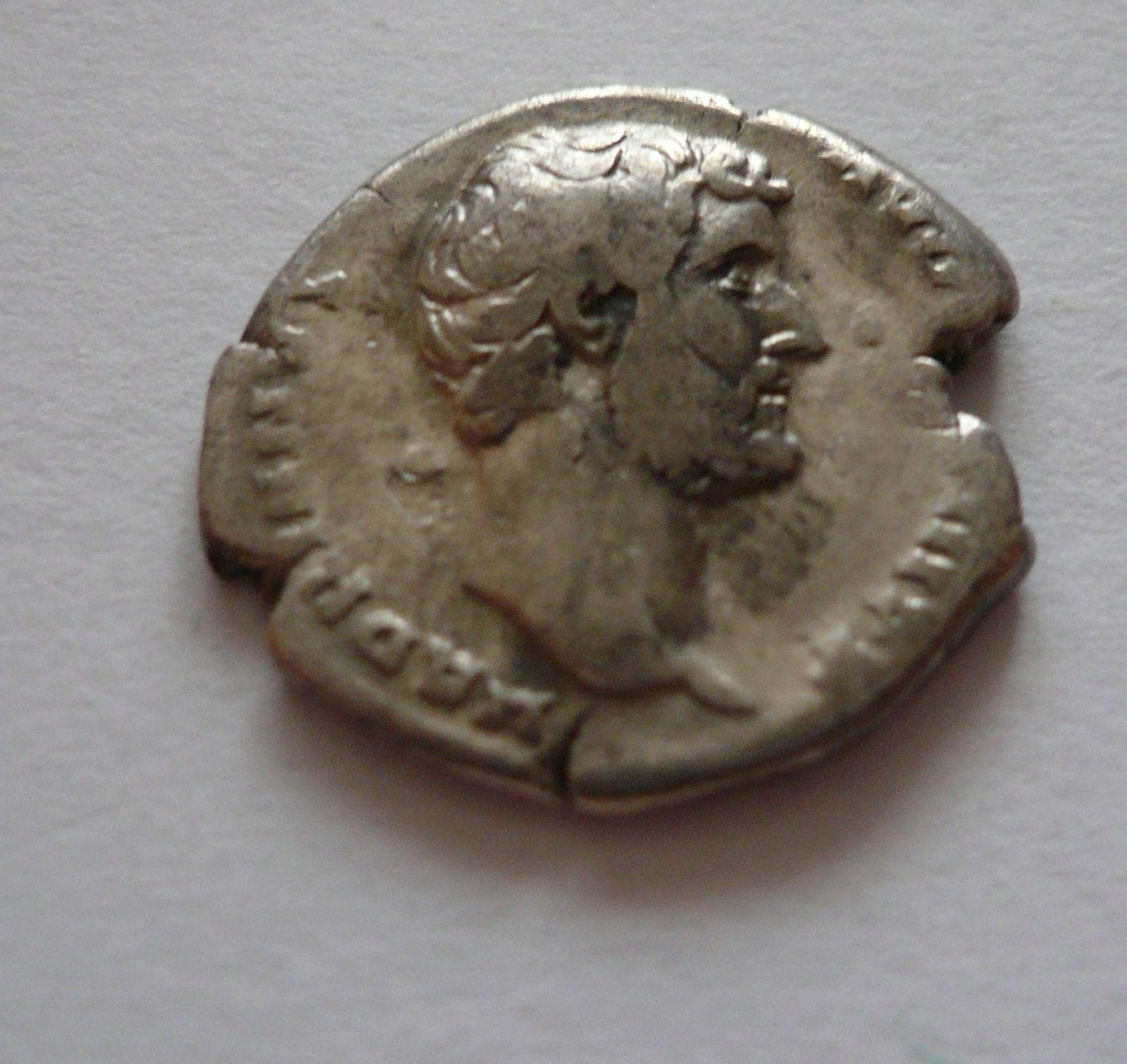 Denár, Hadrianus, Řím-císařství, 117-138