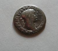 Denár, Trojanus, Řím-císařství, 98-118