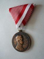 Fortitudini bronz, Karel, Rakousko