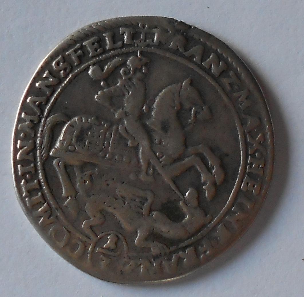Mansfeld 1/3 Tolaru 1671, měl ouško