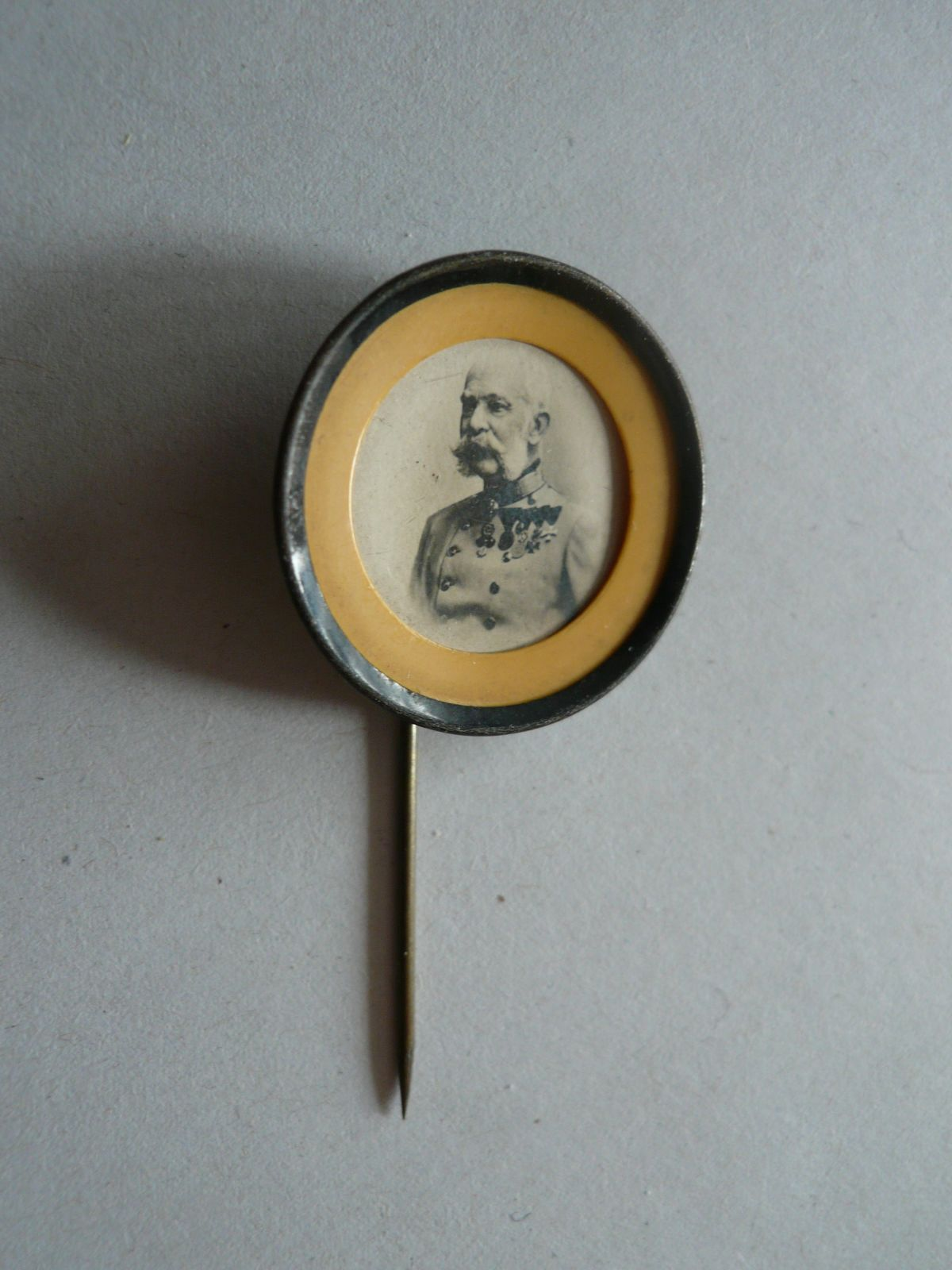 Portrétní odznak, František Josef I., Rakousko