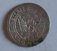 Slezsko – Břeh 3 Krejcar 1709 Josef I.