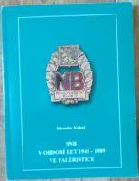 SNB v období let 1945 - 1989 ve faleristice, M. Kubeš