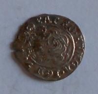 Uhry Denár 1617 KB Matyáš II.