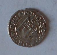 Uhry Denár 1618 KB Matyáš II.