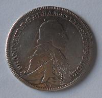 Würtenberg 20 Krejcar 1784 Frant. Ludvík