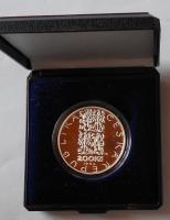 200 Kč(1996-Deburau), stav PROOF, etue