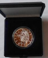 200 Kč(1999 AVÚ Praha), stav PROOF, etue a certifikát