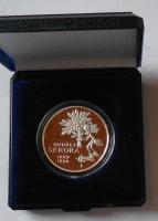 200 Kč(1999 Ondřej Sekora), stav PROOF, etue a certifikát