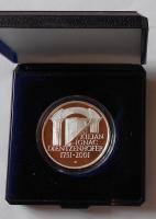 200 Kč(2001 Dientzenhofer), stav PROOF, etue a certifikát