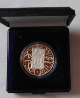 200 Kč(2001 Evropská měna), stav PROOF, etue a certifikát