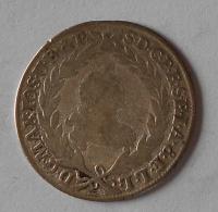 Bavorsko 10 Krejcar 1776 Max. Josef