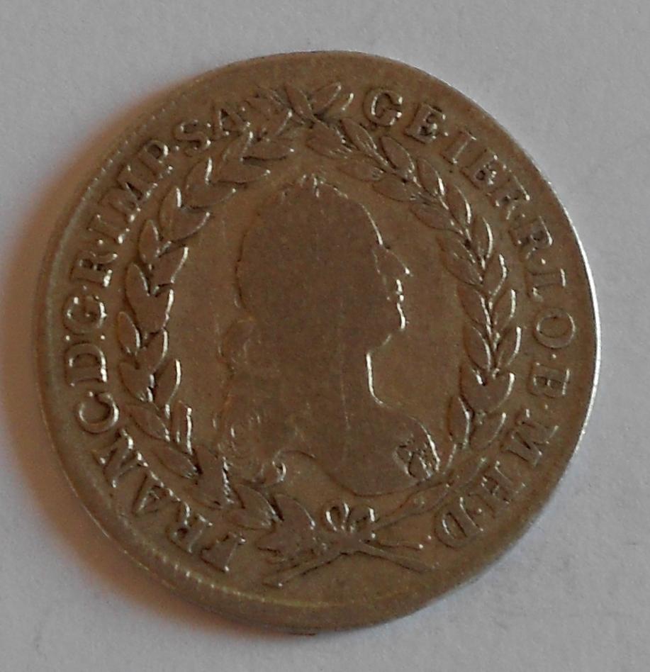Čechy – Praha 20 Krejcar 1756 František Lotrinský