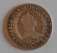 Čechy – Praha 20 Krejcar 1764 Marie Terezie pěkný