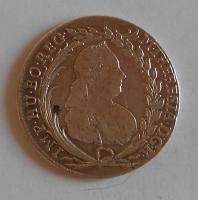 Čechy – Praha 20 Krejcar 1769 Marie Terezie