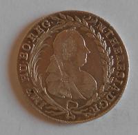 Čechy – Praha 20 Krejcar 1770 Marie Terezie stav