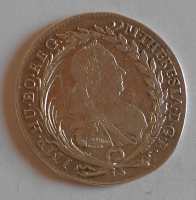 Čechy – Praha 20 Krejcar 1778 Marie Terezie stav