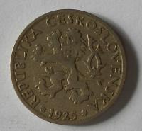 ČSR 1 Kč 1925