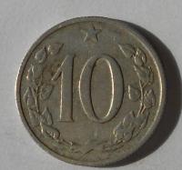 ČSR 10 Haléř 1962