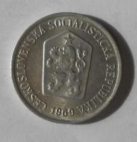ČSR 10 Haléř 1969