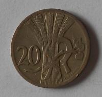 ČSR 20 Haléř 1925