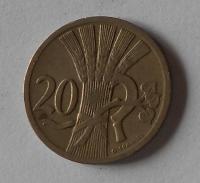 ČSR 20 Haléř 1930