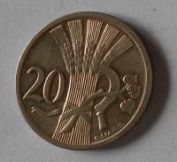 ČSR 20 Haléř 1938 stav