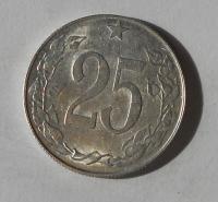 ČSR 25 Haléř 1953