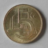 ČSR 5 Kč 1929
