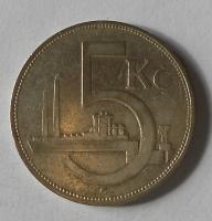 ČSR 5 Kč 1931