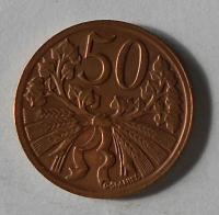 ČSR 50 Haléř 1948