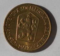 ČSSR 1 Kčs 1977