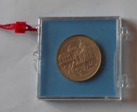 ČSSR 50 Kčs 1991 M. Lázně, proof